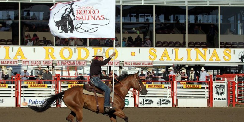 Salinas Rodeo Week Visions Design Center
